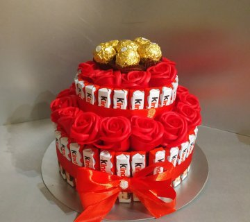 Kinder & Ferrero Rocher